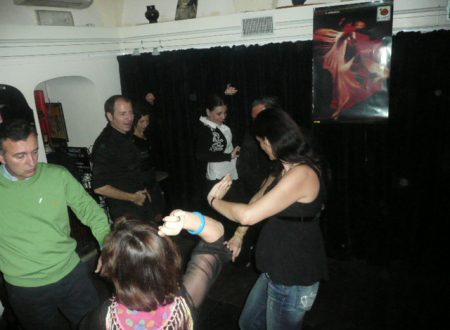 Quando il Flamenco fa bene/When Flamenco makes you feel good…